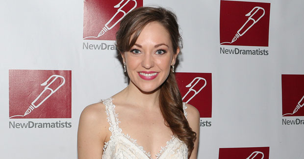 Laura Osnes will play Magnolia in Show Boat at Bucks County Playhouse.