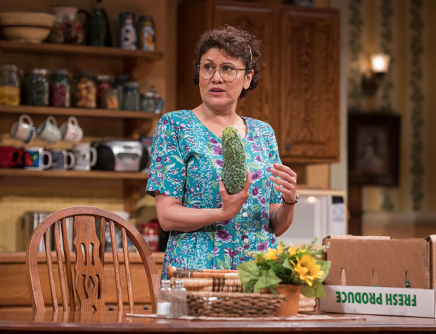 Ora Jones stars as Robyn in The Roommate.