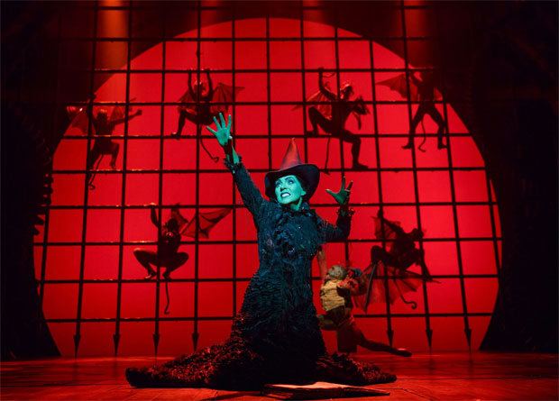 Wicked is set to make Broadway history tonight with its 6,138th performance.