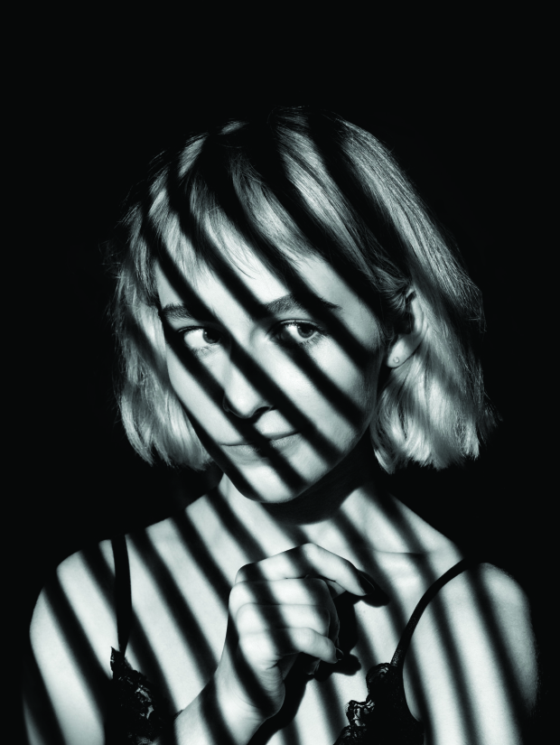 Sophia Anne Caruso star opposite Alex Brightman as Lydia in the world premiere of Beetlejuice.