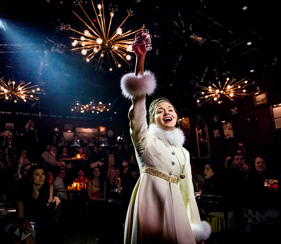 Phillipa Soo in Natasha, Pierre and the Great Comet of 1812