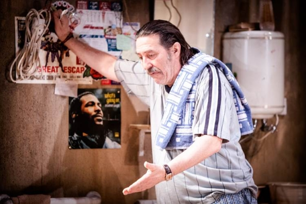Ciarán Hinds in the Donmar Warehouse production of The Night Alive