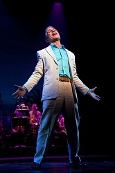 Tony Danza in Honeymoon in Vegas at Paper Mill Playhouse.