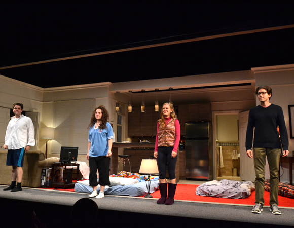 Curtain Call at the Laura Pels Theatre