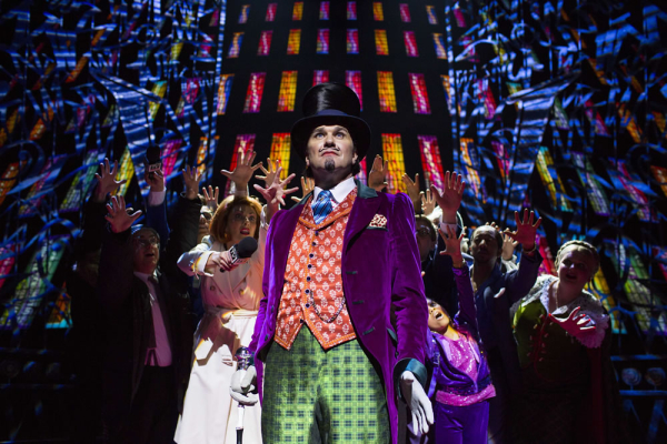 Douglas Hodge in Charlie and the Chocolate Factory