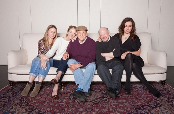 Emily Cass McDonnell, Julie Hagerty, André Gregory, Wallace Shawn, and Jennifer Tilly