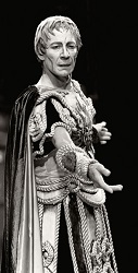 Norman Treigle as Handel's ''Giulio Cesare' at New York City Opera, 1967