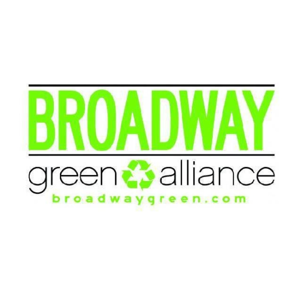 (Logo courtesy of the Broadway Green Alliance official Facebook page)