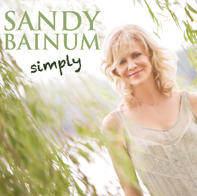 (Album artwork, courtesy of Sandy Bainum's official website)