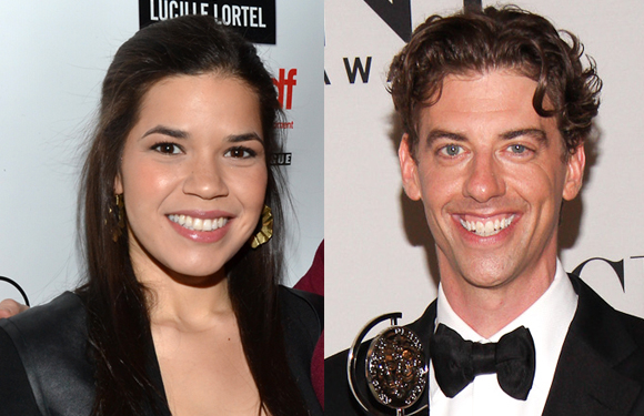 America Ferrera and Christian Borle will lead the starry reading of Tumacho.