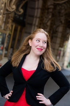 Jennifer Ashley Tepper, author of The Untold Stories of Broadway