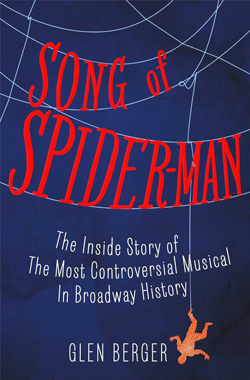 Cover art for Song of Spider-Man