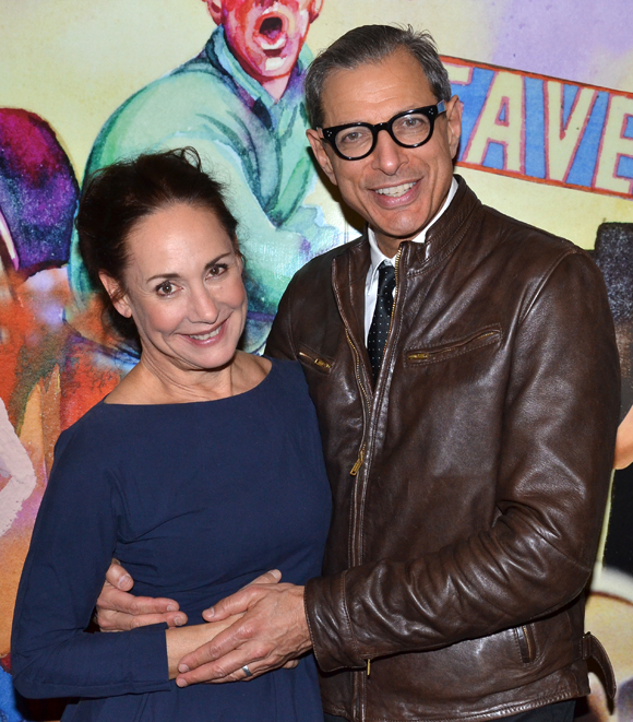 Laurie Metcalf and Jeff Goldblum star in Domesticated.