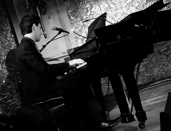 Jason Robert Brown at 54 Below.