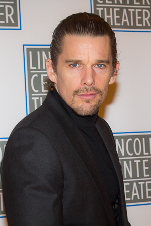 Macbeth himself, Ethan Hawke.