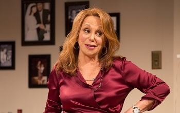 Marlo Thomas in Clever Little Lies, by Joe DiPietro, at George Street Playhouse.