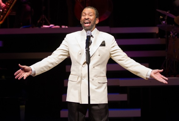Maurice Hines in Maurice Hines Is Tappin' Thru Life at Arena Stage at the Mead Center for American Theater.