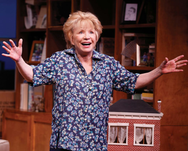 Debra Jo Rupp in Becoming Dr. Ruth.