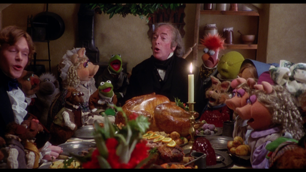 A scene from The Muppet Christmas Carol.