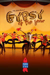 2013 Gypsy of the Year artwork