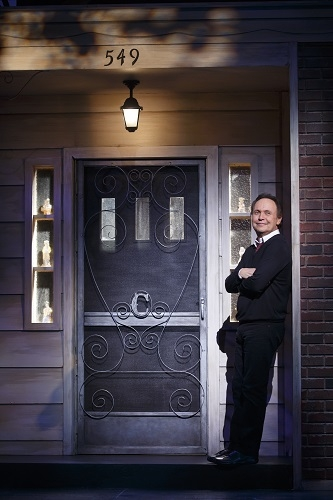 Billy Crystal in 700 Sundays at Broadway's Imperial Theatre.
