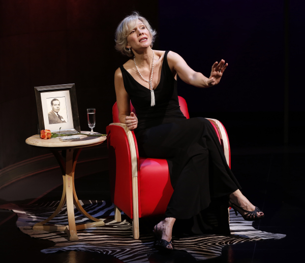 Stevie Holland in Love, Linda: The Life of Mrs. Cole Porterat The York Theatre Company.