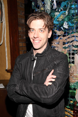 Tony Award winner Christian Borle will play seven different men in the Encores! production of Little Me.