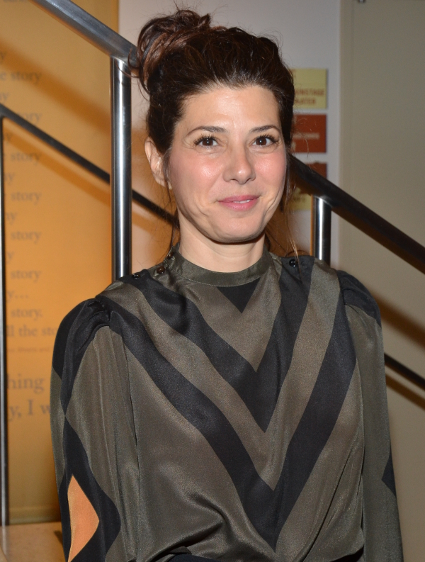 Marisa Tomei will co-star in the upcoming Broadway production of Will Eno's The Realistic Joneses, directed by Sam Gold.