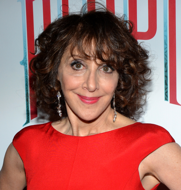 Andrea Martin will play Aunt Kate and Beatrice Kaufman in James Lapine's Act One at Lincoln Center Theater.