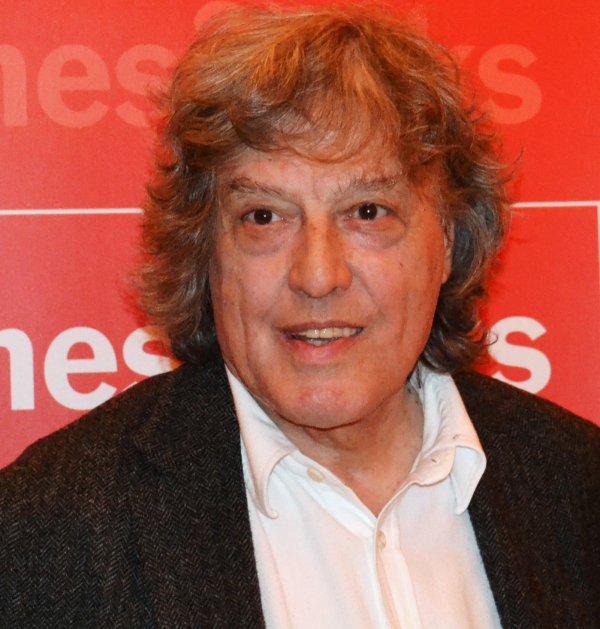 Tom Stoppard is the author of two of Roundabout's 2014-2015 productions, The Real Thing and Indian Ink.