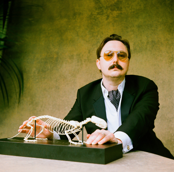The Daily Show's John Hodgman confronts mortality in his new theatrical solo show, I Stole Your Dad, part of The Public Theater's Under the Radar Festival.