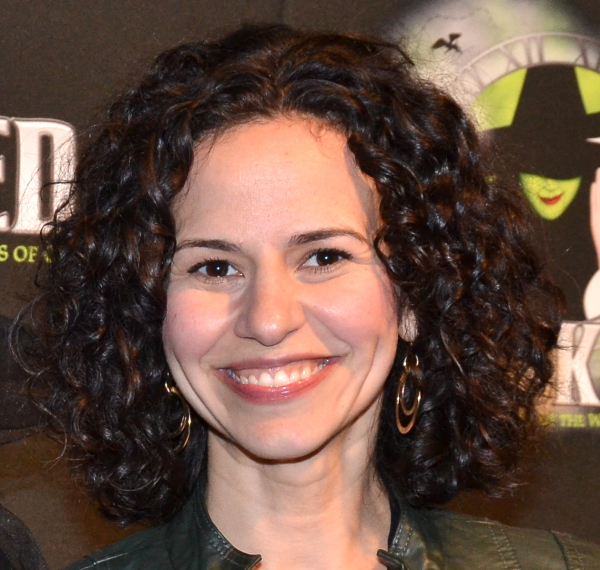 mandy gonzalez madam secretary