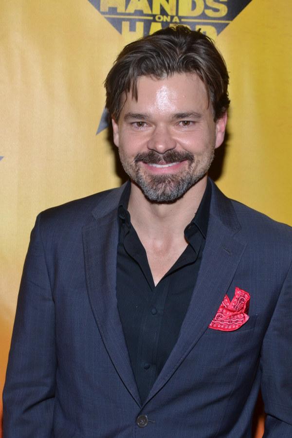 Goodspeed Musicals will produce Hunter Foster's co-authored musical The Circus in Winter in fall 2014.
