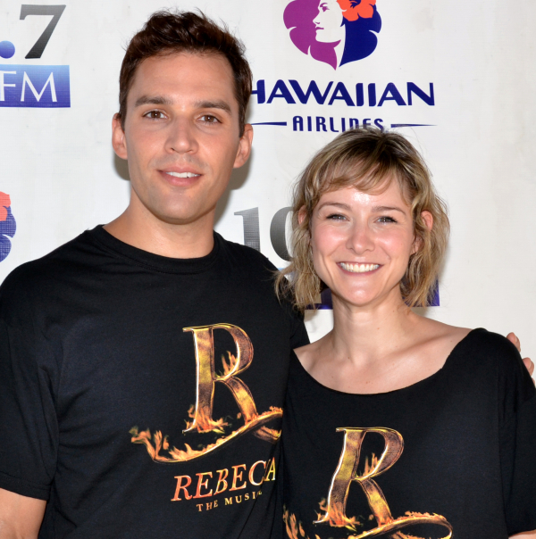 "Ryan Silverman and Jill Paice were set to have led the Broadway cast of Rebecca as Maxim de Winter and ""I,"" respectively."