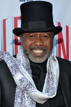 Ben Vereen is the recipient of the 2014 Bob Harrington Lifetime Achievement Award.