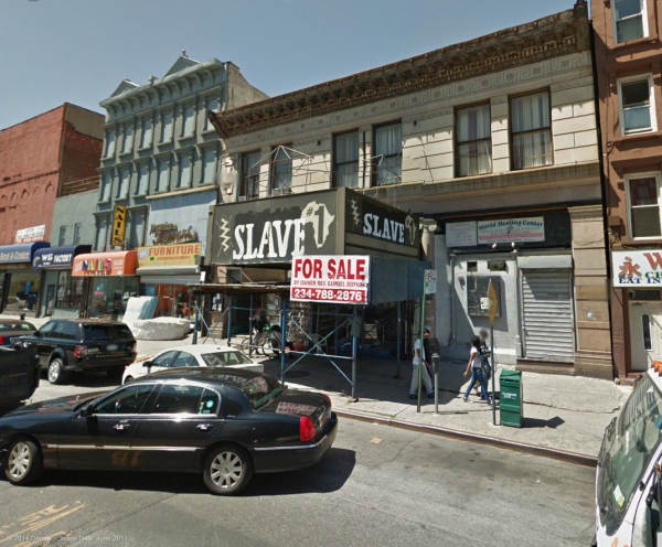 The Slave Theater was up for sale for several years after the death of its last owner, Judge John Phillips. New Brooklyn Theater is in negotiations with its current owner, Fulton-Halsey Development Group, to turn it into a new performance space.