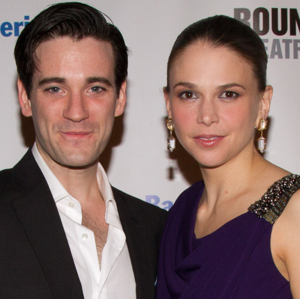 Colin Donnell will join Anything Goes costar Sutton Foster in Roundabout Violet on Broadway.