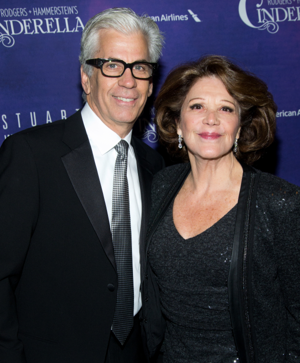Tony-winning actress Linda Lavin will be interviewed onstage by her husband, Steve Bakunas, for a benefit at Los Angeles' Atwater Village Theatre on February 1.