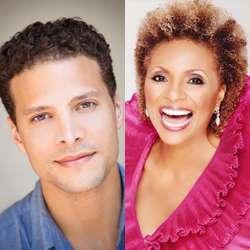 Broadway vets Justin Guarini and Leslie Uggams will kick off the Bucks County Playhouse Winter Concert Series this February.