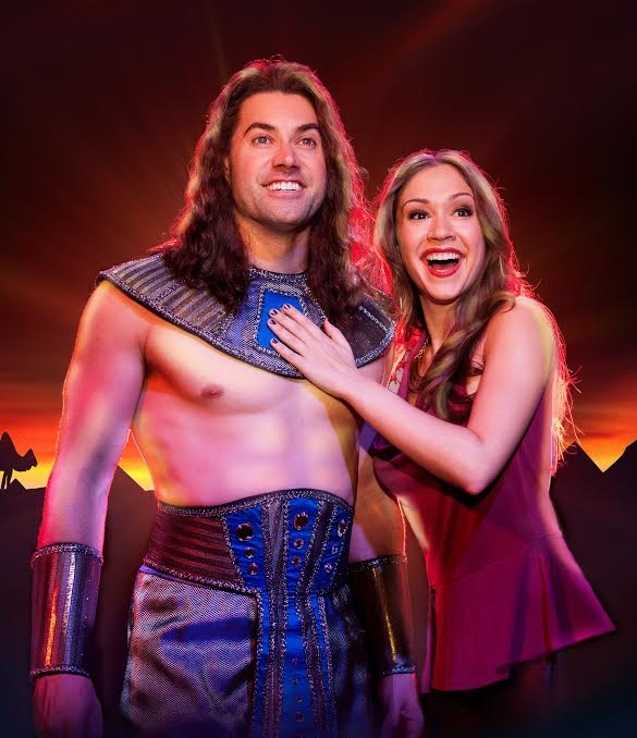A newly announced cast will join Ace Young and Diana DeGarmo in the upcoming national tour of Andrew Lloyd Webber's Joseph and the Amazing Technicolor Dreamcoat, directed by Tony winner Andy Blankenbuehler.