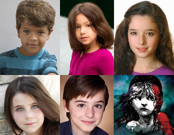 Gaten Matarazzo, Angeli Negron,McKayla Twiggs, Mia Sinclair Jenness, and Joshua Colley are the young actors who will take on the roles of Gavroche, Little Cosette, and Young Éponine in the upcoming Broadway revival of Les Misérables.