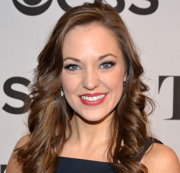 Laura Osnes, together with other Broadway stars, will serenade patrons during Manhattan Theatre Club's Annual Winter Benefit, to be held February 3 at The Allen Room.