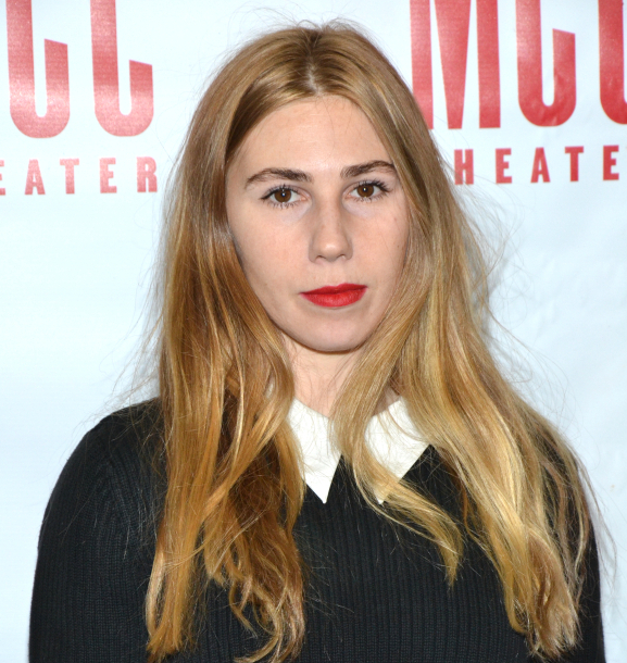 Zosia Mamet, who appeared in MCC Theater's production of Really Really, will help honor Allison Janney at the off-Broadway organization's annual Miscast gala on March 31.
