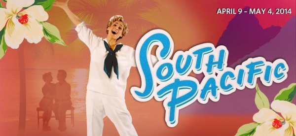 South Pacific opens at Millburn, New Jersey's Paper Mill Playhouse on April 9.