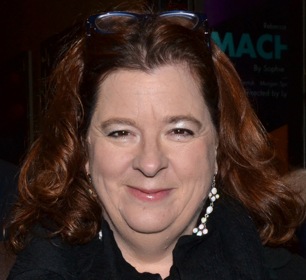 Playwright Theresa Rebeck is on the short list for the 2013-2014 Susan Smith Blackburn Prize for her play Zealot.