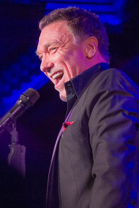 Patrick Page brings his favorite Broadway villains to 54 Below.