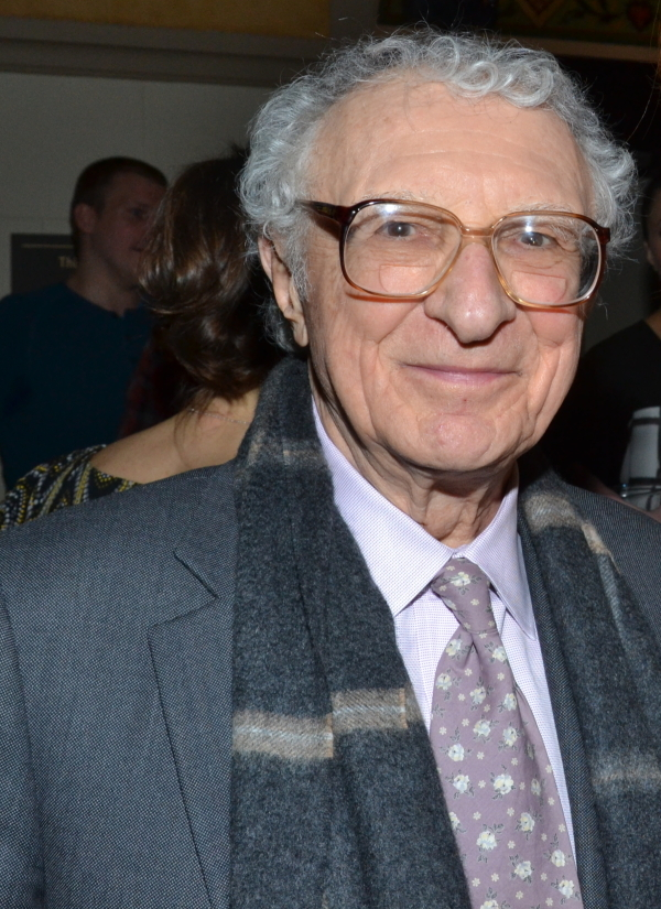Sheldon Harnick will discuss his life and work during a candid conversation at the York Theatre Company on February 10.