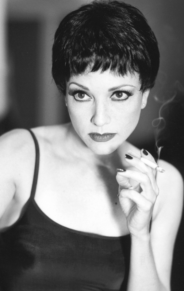 Bebe Neuwirth as Velma Kelly in Chicago.