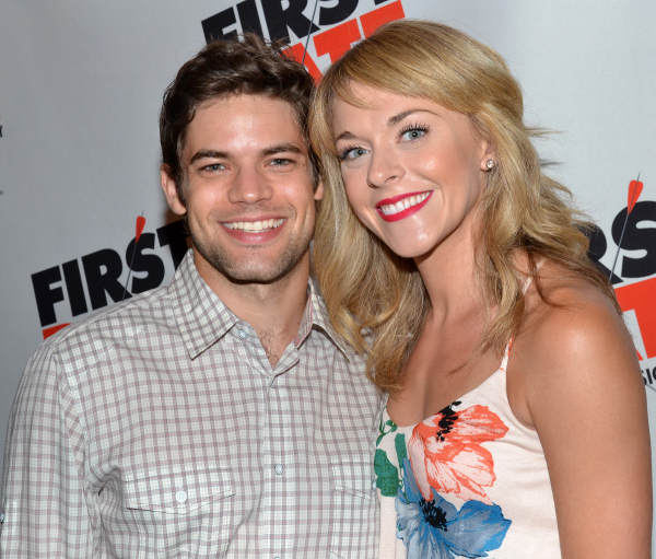 Jeremy Jordan and Ashley Spencer are among the Broadway stars who will perform in a Valentine's Day-themed benefit concert at 54 Below on February 13.