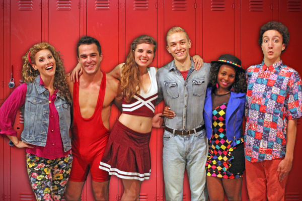 The students of Bayside! The Musical!